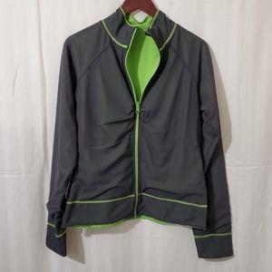 Zella Zip Up Reversible Jacket